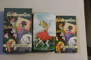 GirlsDrawinGirls Group Tarot Card Deck