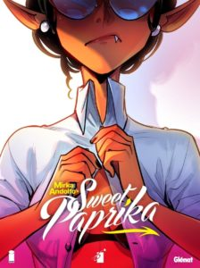Preview Cover of Sweet Paprika